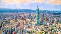 Taipei hotels near Qingshan Temple