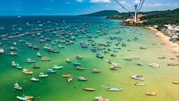 Find cheap flights from Dublin to Phu Quoc