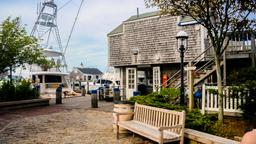 Nantucket hotels near Nantucket Lightship Basket Museum