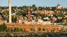 Hotels near Duluth Superior Symphony Orchestra | The Writing on the Wall