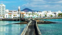 Find cheap flights from Dublin to Arrecife
