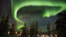 Find cheap flights to Lapland