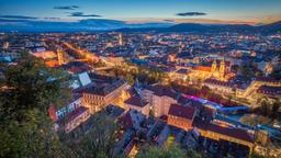 Find cheap flights from Shannon to Graz