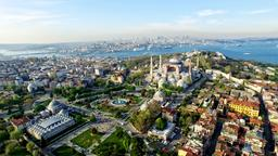 Find cheap flights from Cork to Istanbul Ataturk Airport