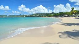 Find cheap flights from Dublin to Castries