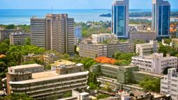 Dar Es Salaam hotels near Atiman House