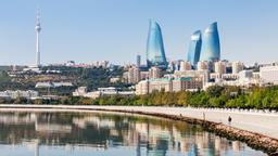 Hotels near Euro 2020: Quarter final (Baku) - Winner of match 40 v Winner of match 38