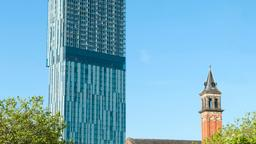 Manchester hotels near Beetham Tower