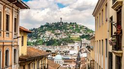 Quito hotels near Monasterio de San Francisco