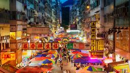 Find cheap flights from Kerry to Hong Kong