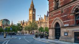 Manchester hotels near St Mary's The Hidden Gem
