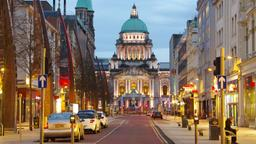 Find cheap flights to Belfast