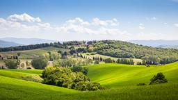 Find cheap flights from Dublin to Tuscany