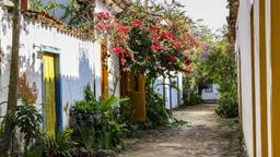 Paraty hotels near Cathedral Park