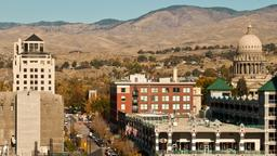 Find cheap flights from Cork to Boise