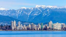 Find cheap flights to Vancouver