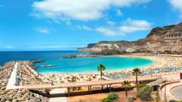 Find cheap flights from Knock to Gran Canaria