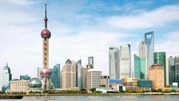 Find cheap flights from Dublin to Shanghai