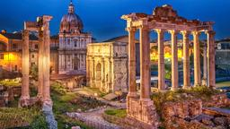 Find cheap flights from Milltown (Kerry) to Rome Fiumicino