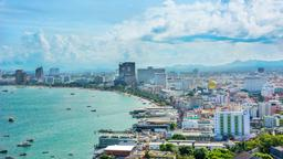 Pattaya hotels near Dongtan Beach