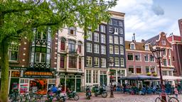 Find cheap flights from Cork to Amsterdam