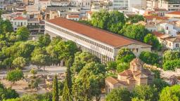Athens hotels near Ancient Agora of Athens