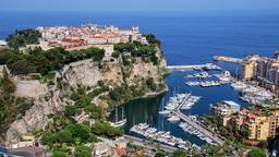 Find cheap flights to Monaco