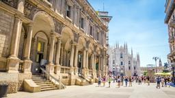 Milan hotels near Via Monte Napoleone