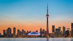 Find cheap flights from Dublin to Toronto Pearson Airport