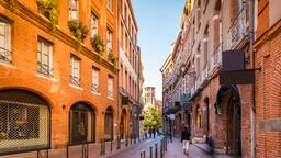 Find cheap flights from Cork to Toulouse
