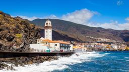 Find cheap flights from Shannon to Tenerife South Airport