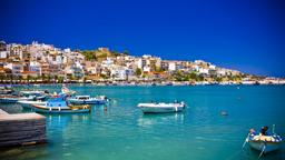 Find cheap flights to Sitia