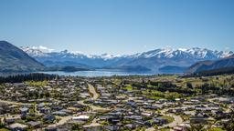 Find cheap flights to New Zealand