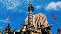 Cleveland hotels near Soldiers and Sailors Monument