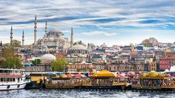 Istanbul hotels near Panoroma 1453