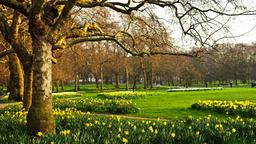London hotels near St James's Park