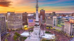 Indianapolis hotels near Monument Circle