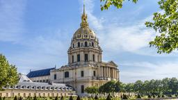 Paris hotels near Hôtel des Invalides