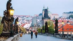 Find cheap flights from Milltown (Kerry) to Prague