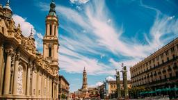 Zaragoza hotels near Goya Monument