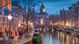 Find cheap flights from Dublin to Amsterdam