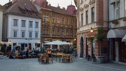 Find cheap flights from Shannon to Ljubljana