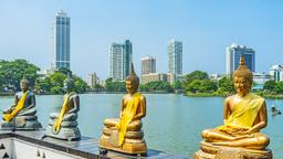Find cheap flights from Milltown (Kerry) to Colombo